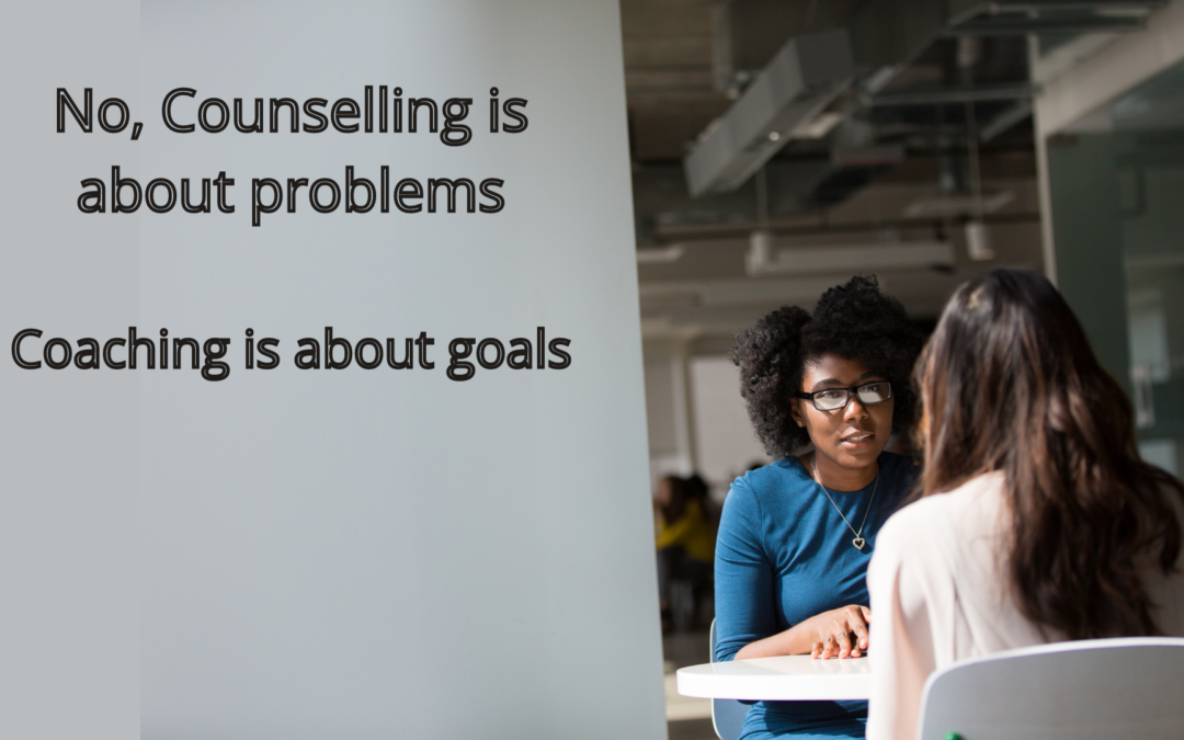 Is Coaching Like Counselling?